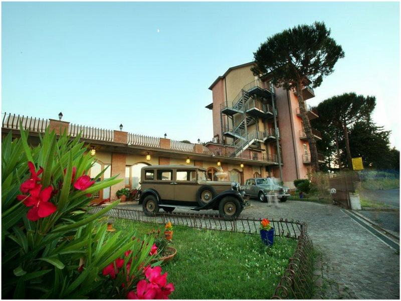 Hotel Ottava, Rome, Italie