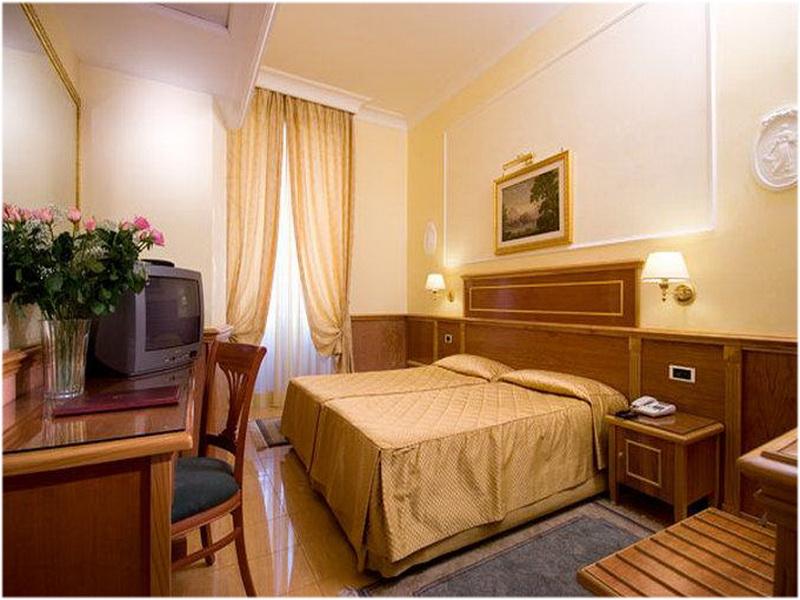 Hotel Palladium Palace, Rome, Italie, Chambre