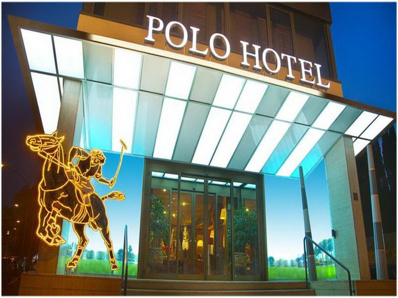 Hotel Polo, Rome, Italie