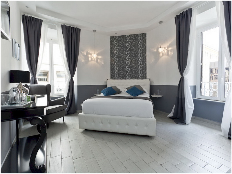 Hotel Praxedis, Rome, Italie, Chambre