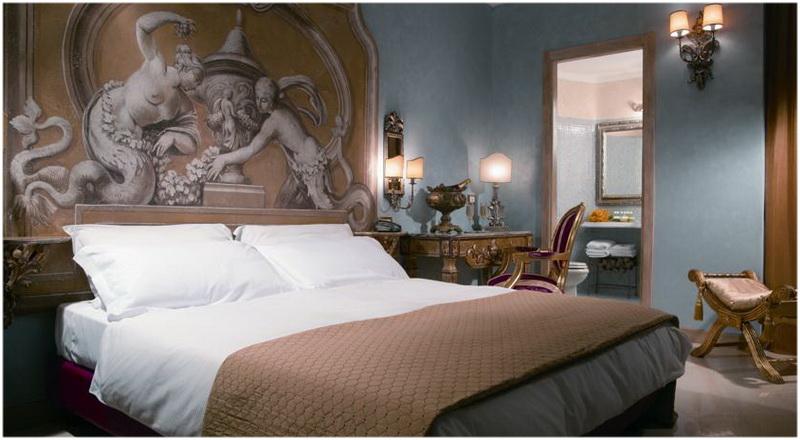 Hotel Romanico Palace Rome Italie