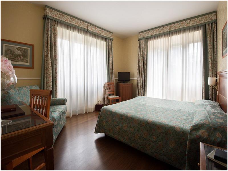 Hotel Santa Costanza, Rome, Itali, chambre