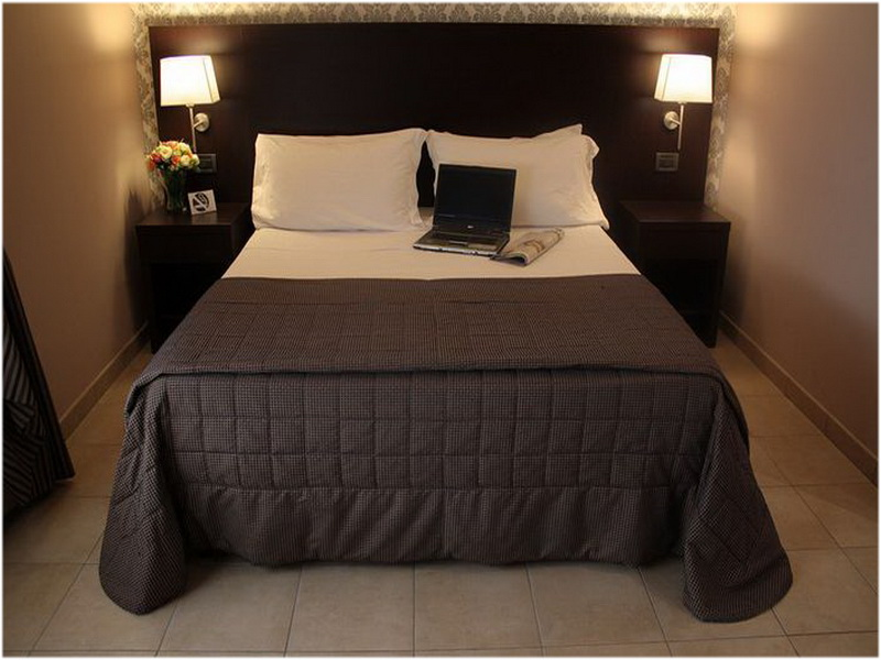 Hotel Seven Kings Relais, Rome, Italie, Chambre