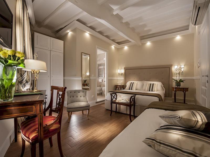 Hotel Sole Al Pantheon, Rome, Italie, hébergement