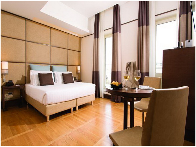 Hotel The Independant, Rome, Italie, Chambre