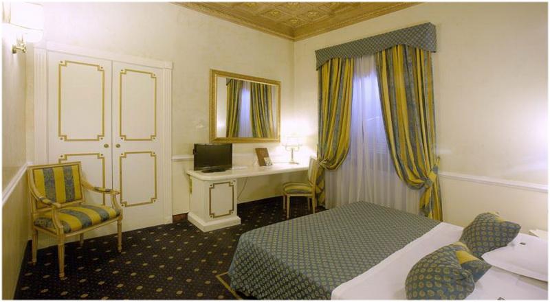 Hotel Traiano, Rome, Italie, Chambre