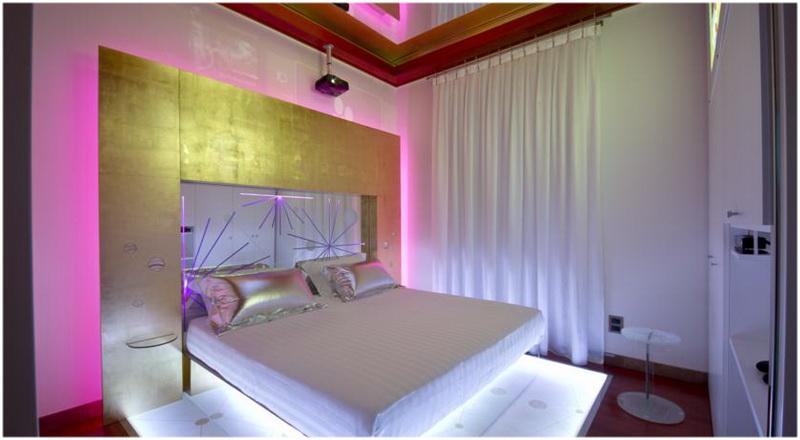 Hotel Trecento, Rome, Italie, Chambre