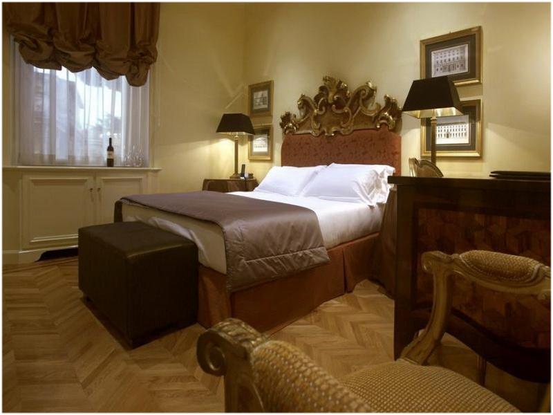 Hotel Villa Duse, Rome, Italie, Chambre