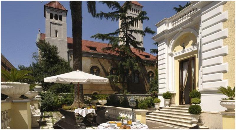 Hotel Villa Pinciana, Rome, Italie