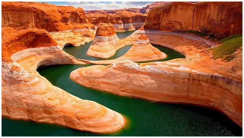 Le Grand Canyon aux USA