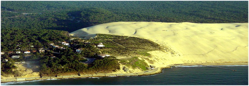 dune pyla, Lege-Cap-Ferret, Gironde, Aquitaine, France,