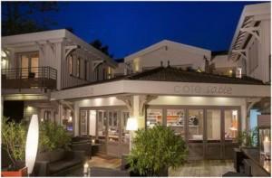 Les hotels de Lege-Cap-Ferret, France,cote sable