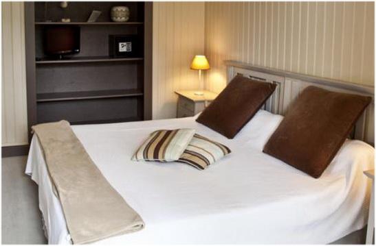 Les hotels de Lege-Cap-Ferret, France,hotel des pins