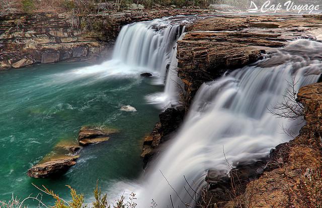 Little-River-Canyon,-Etats-Unis
