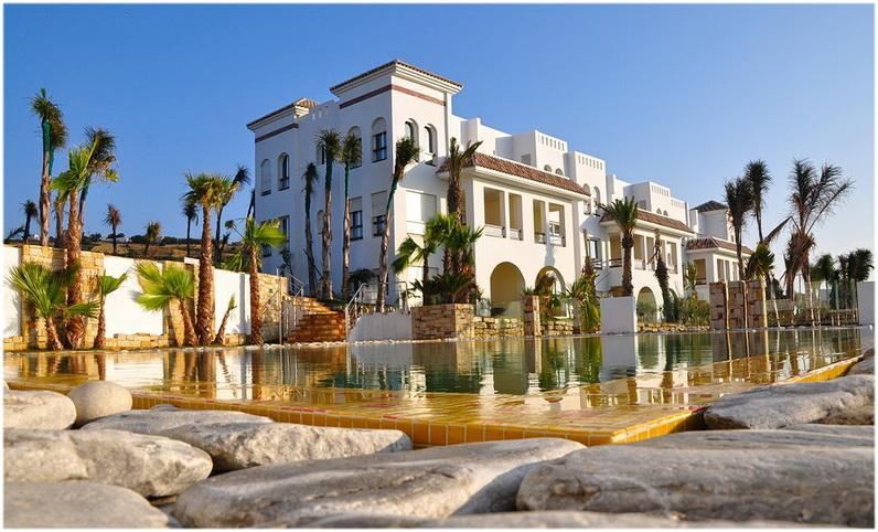 Hotel Mnar Castle Appart tanger, Maroc