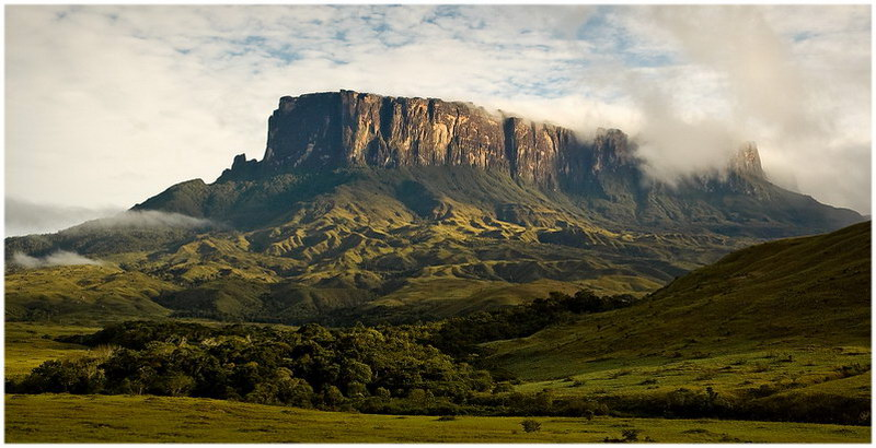 Mont Roraima au Venezuela