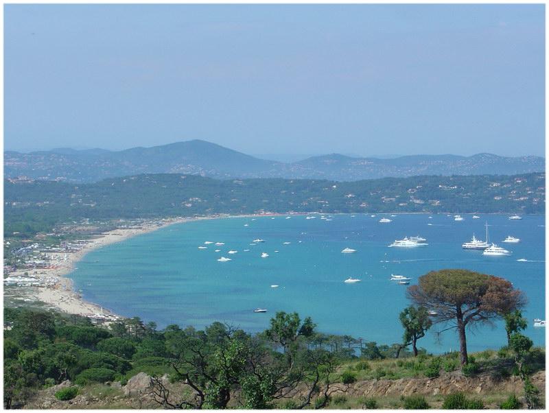 Le top 10 des plus belles plages de france cap voyage - Plage de saint tropez ...
