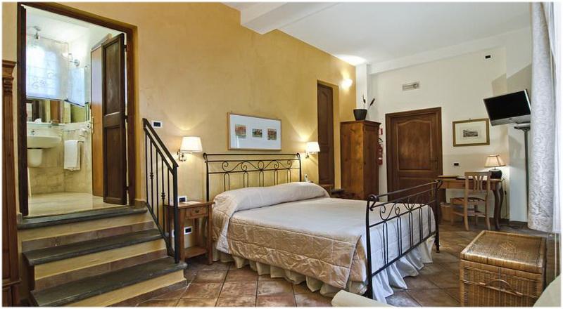 Relais Trastevere, Rome, Italie, Chambre