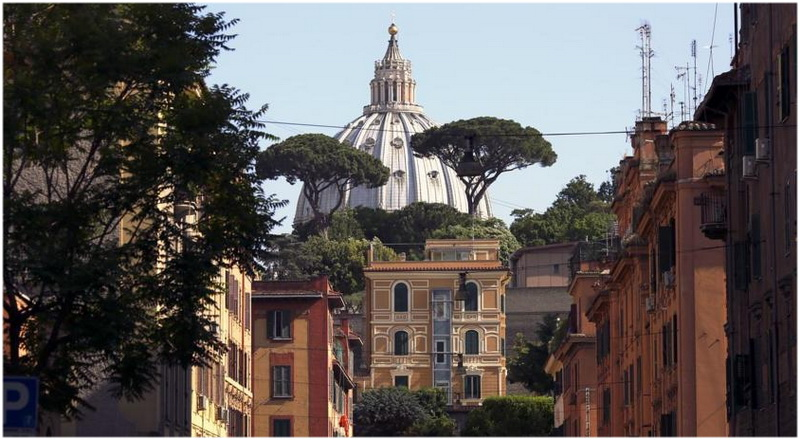 Residence Candia, Rome, Italie