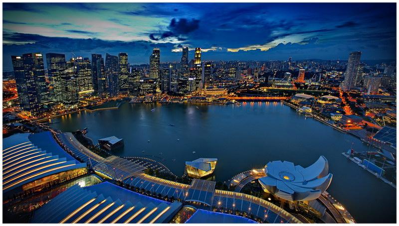ville Singapour