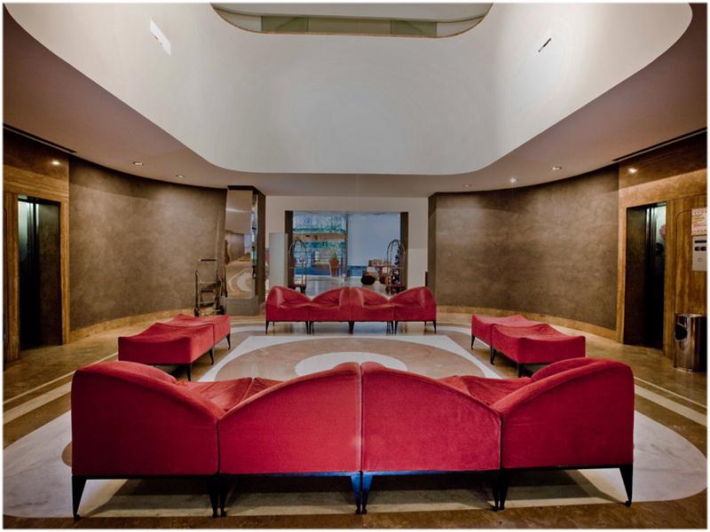 Worldhotel Ripa, Rome, Italie