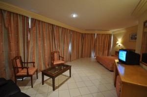 Hotel Majesty Golf Hammamet, Tunisie