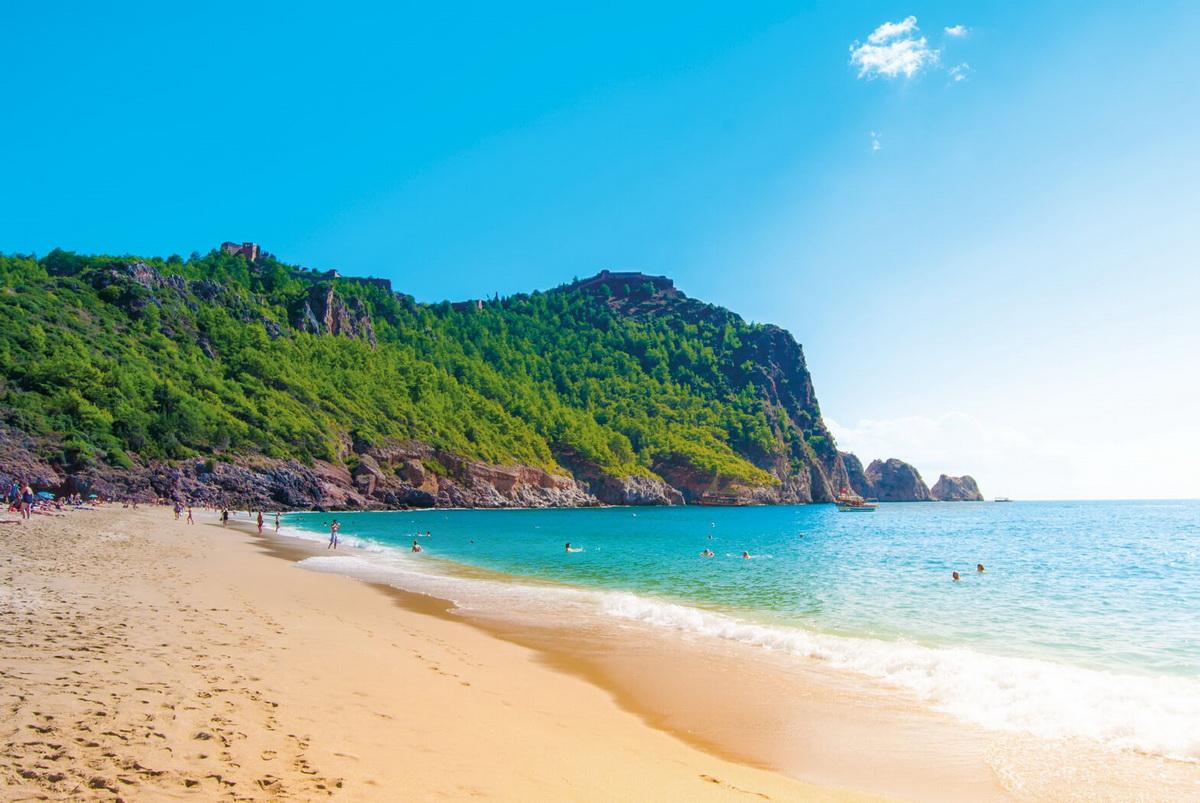 Cleopatra Beach Voyage organisé à Antalya, Turquie