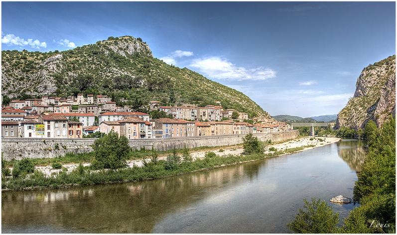 Anduze  Gard  Languedoc