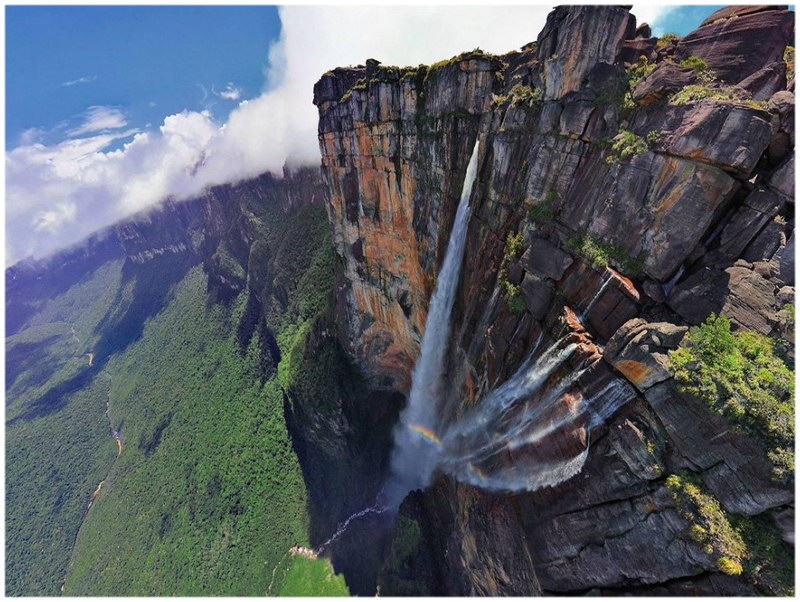 Angel Falls - Parc National Canaima, Venezuela