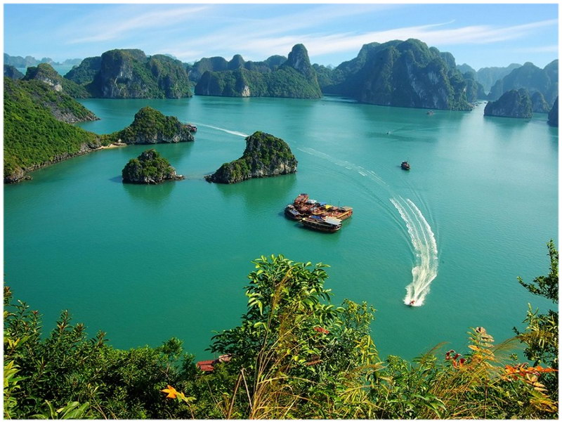 Baie d'Ha Long - Vietnam