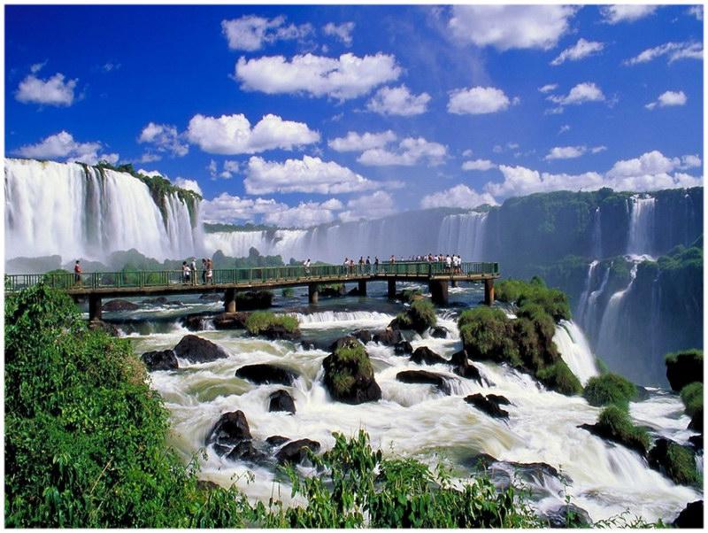 Chutes d'Iguazu - Brésil Argentine