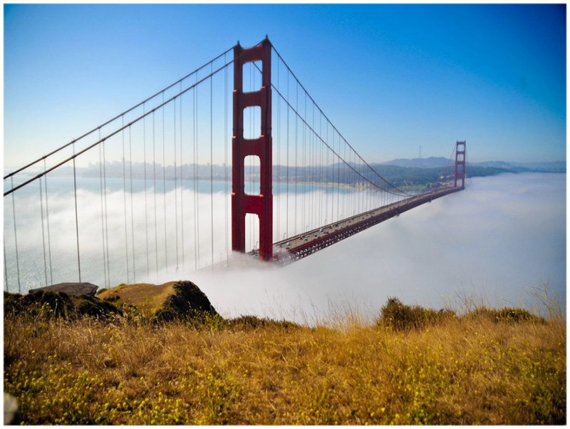 Golden Gate Bridge - San Francisco, Etats-Unis