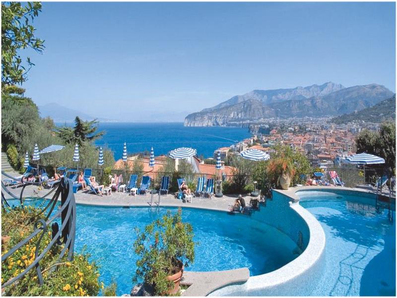 Restaurant Italie Sud Grotte Mer