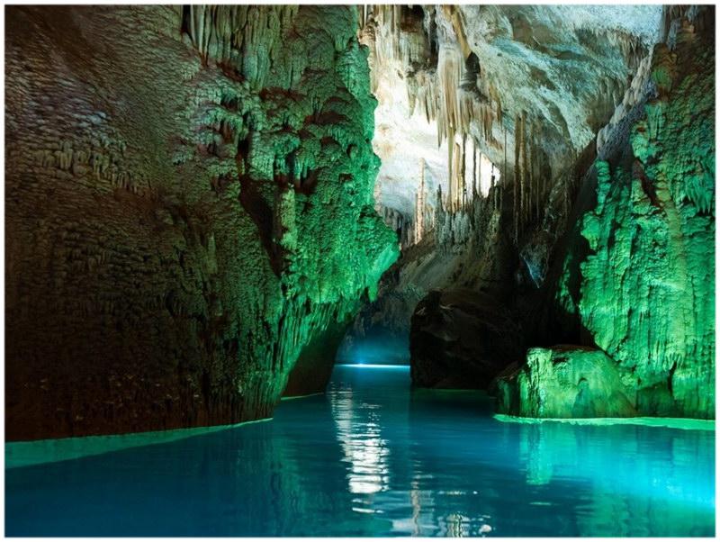 Grotte de Jeita - Liban