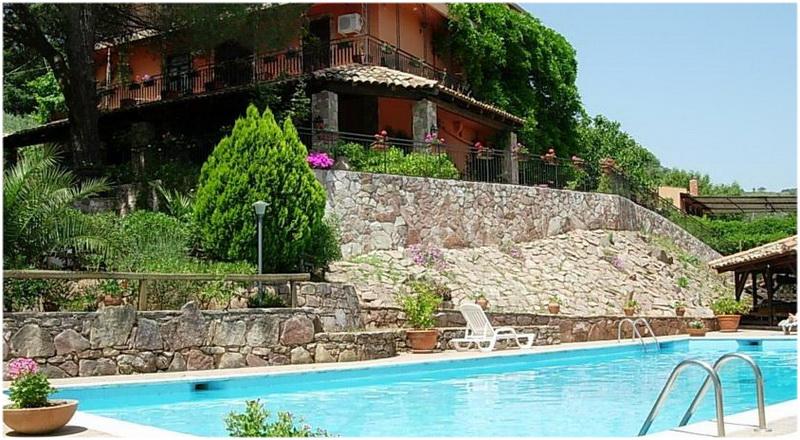 Hotel Agriturismo Sant'Agata, Palerme, Italie