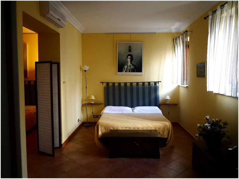 Hotel Al Giardino dell'Alloro, Palerme, Italie, Chambre