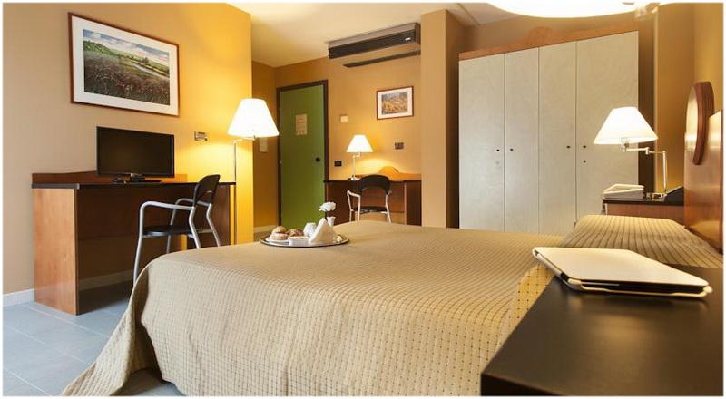 Hotel Albergo Athenaeum, Palerme, Italie, Chambre