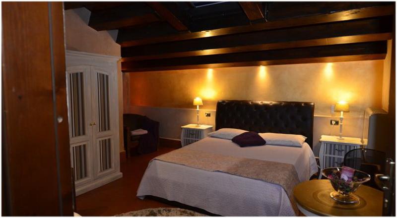 Hotel Antica Stazione di Ficuzza, Palerme, Italie, Chambre