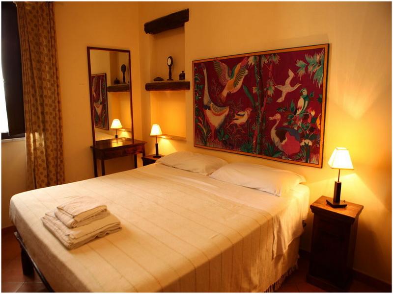 Hotel Art Lincoln, Palerme, Italie, Chambre