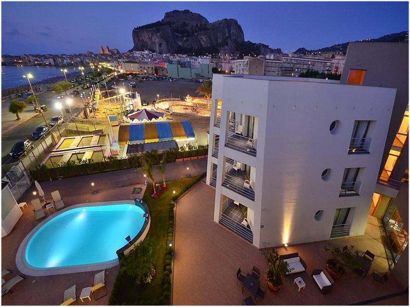 Hotel Astro Suite, Palerme, Italie