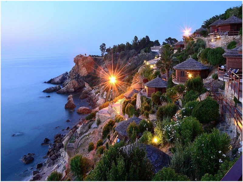 Hotel Calanica Residence, Palerme, Italie, Vue sur Mer