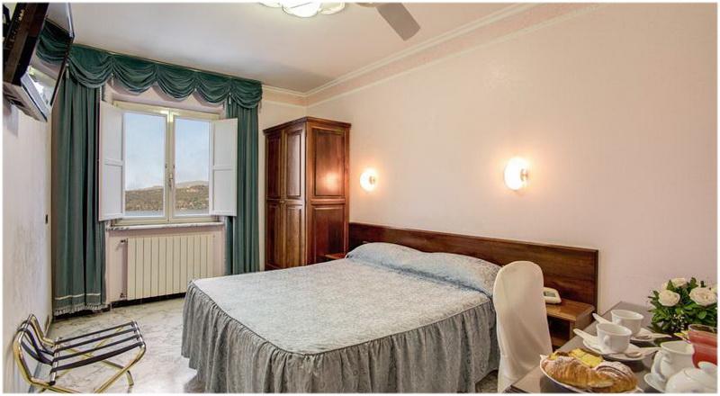 Hotel Castel Vecchio, Rome, Italie, Chambre