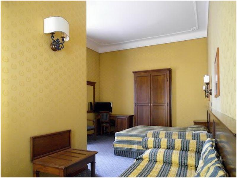 Hotel Coppedè, Rome, Italie, Chambre