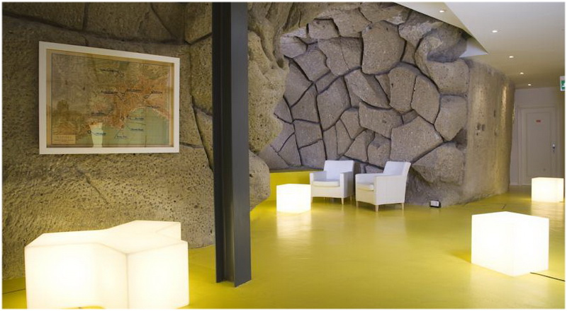 Hotel Correra 241, Naples, Italie