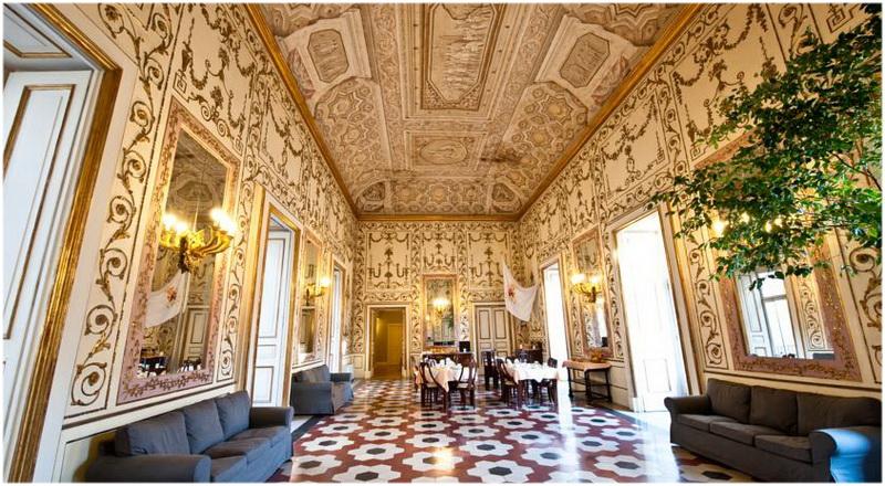 Hotel Decumani, Naples, Italie