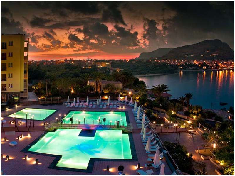 Hotel Domina Coral, Palerme, Italie, Piscine