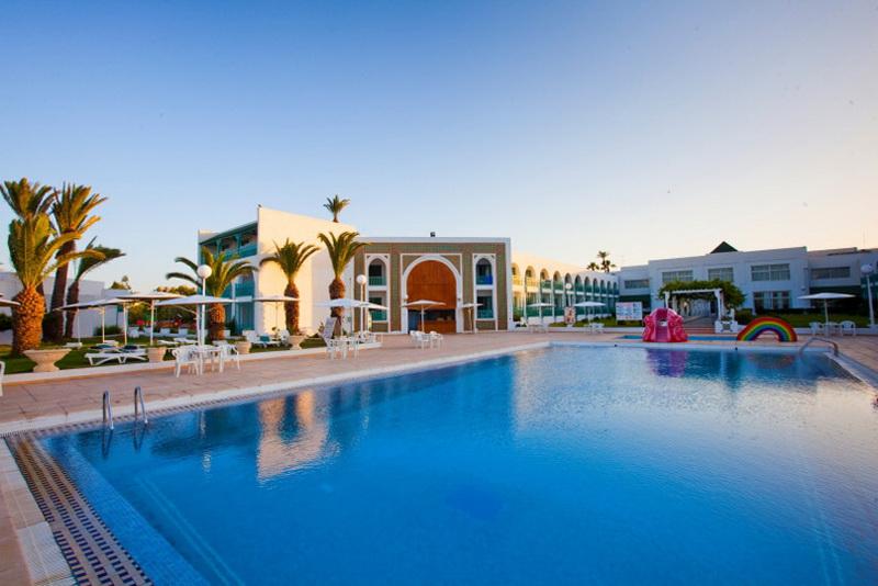 Hôtel El Mouradi Cap Mahdia, Tunisie