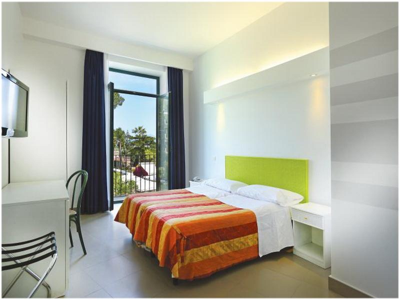 Hotel Eden, Naples, Italie, Chambre