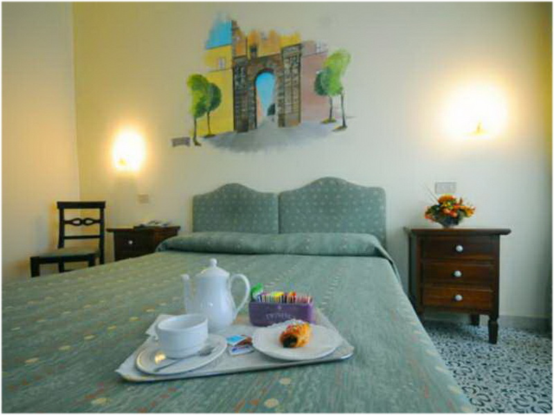 Hotel Elite, Palerme, Italie, Chambre