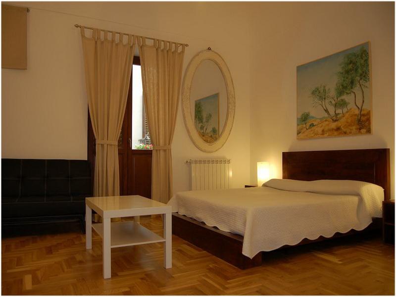 Hotel Federico Secondo, Palerme, Italie, Chambre